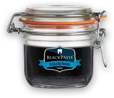 BlackPaste-mason-jar